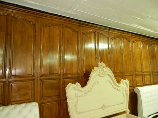 FONTAINEBLEAU WALL PANELING