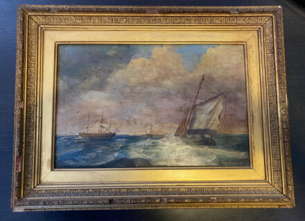 ANTIQUE SAILING SHIPS